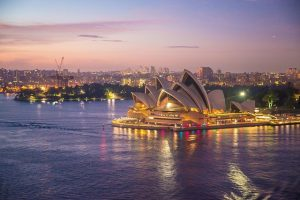 SEA > Melbourne, Australia: $763 round-trip – Oct-Dec (Including Thanksgiving)