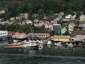 SEA > Ketchikan, Alaska: $178 round-trip – Mar-May