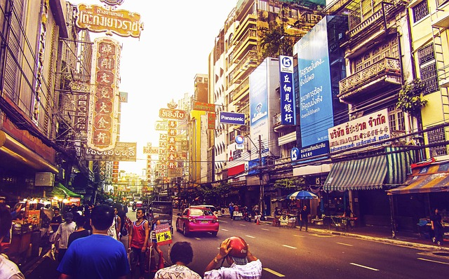 San Francisco To Thailand