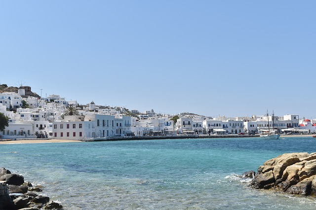 SFO > Mykonos, Greece: $636 round-trip- Sep-Nov (Including Fall Break)