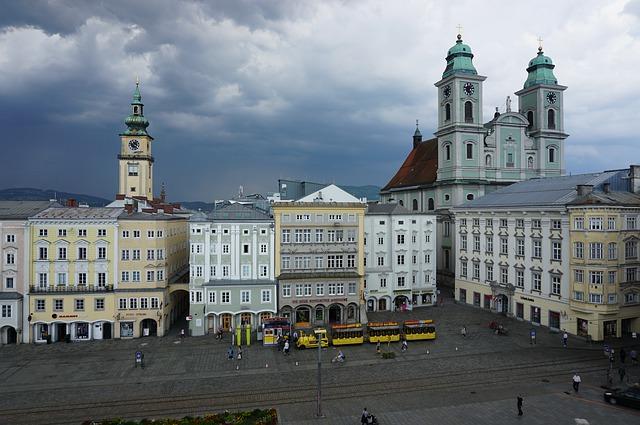 SFO > Linz, Austria: $799 round-trip- Oct-Dec (Including Thanksgiving)
