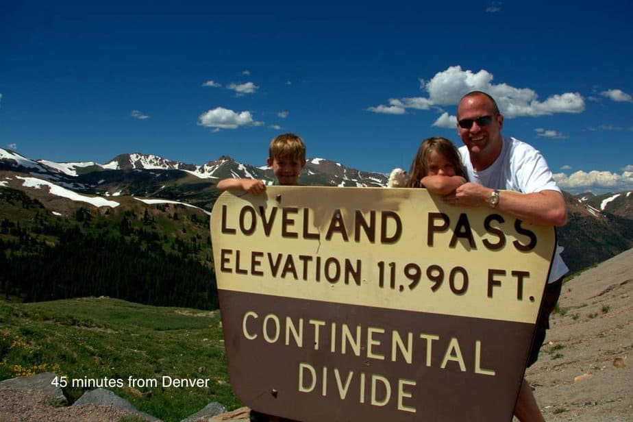 ONT > Denver, Colorado: Biz from $399 Econ from $30. – Apr-Jun