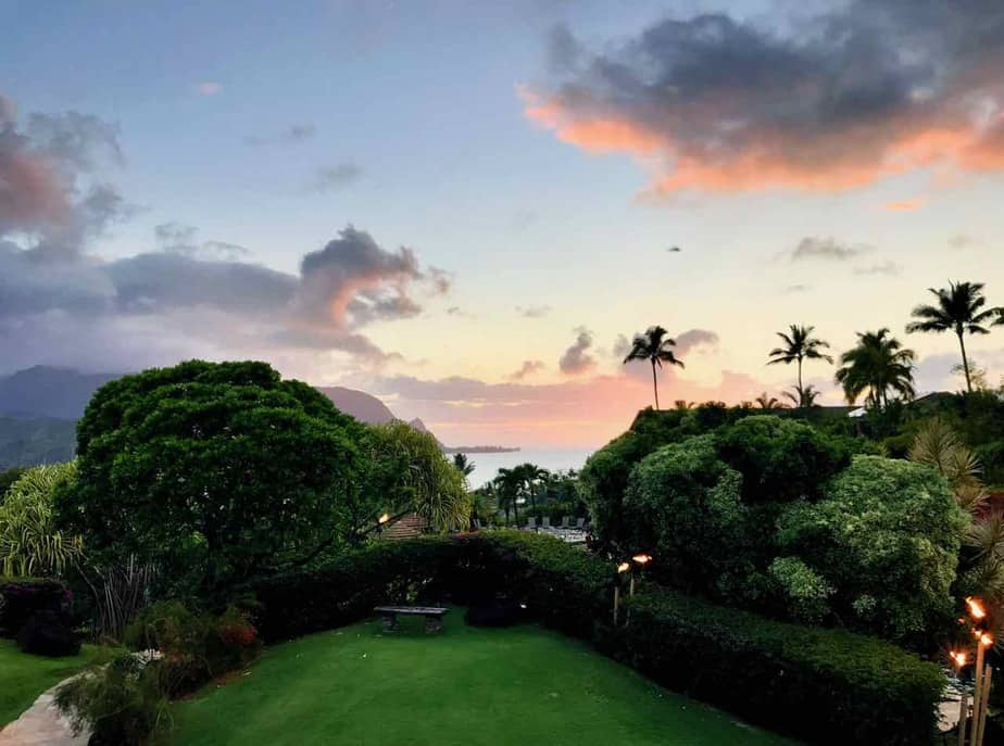 DEN > Lihue, Hawaii: Flight & 8 nights: $1,192 – Oct-Dec (Including Thanksgiving)