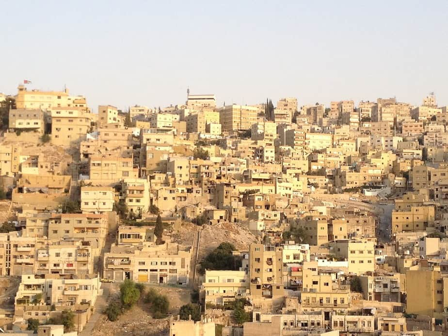 JFK > Amman, Jordan: $470 round-trip- Feb-Apr