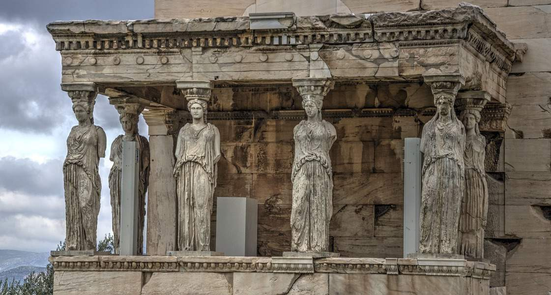 JFK > Athens, Greece: $331 round-trip – Apr-Jun
