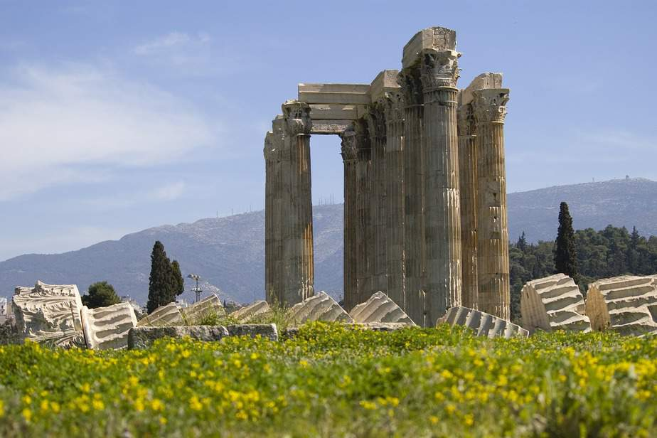 LAX > Athens, Greece: Econ from $453. – Apr-Jun