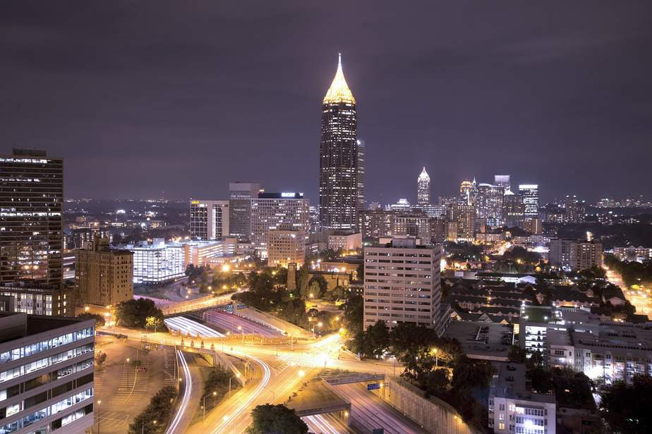 IND > Atlanta, Georgia: Biz from $343 Econ from $114. – Jan-Mar