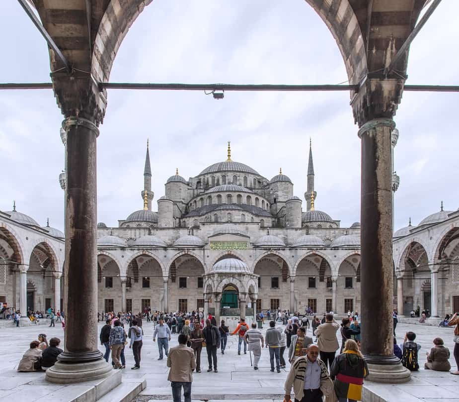 MSP > Istanbul, Turkey: Flight & 14 nights: $1,150- May-Jul (Including Summer Break)