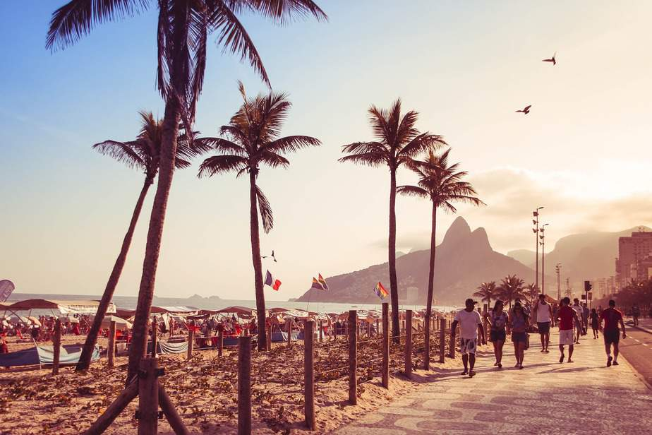 FLL > Belo Horizonte, Brazil: $658 round-trip – Aug-Oct (Including Labor Day)