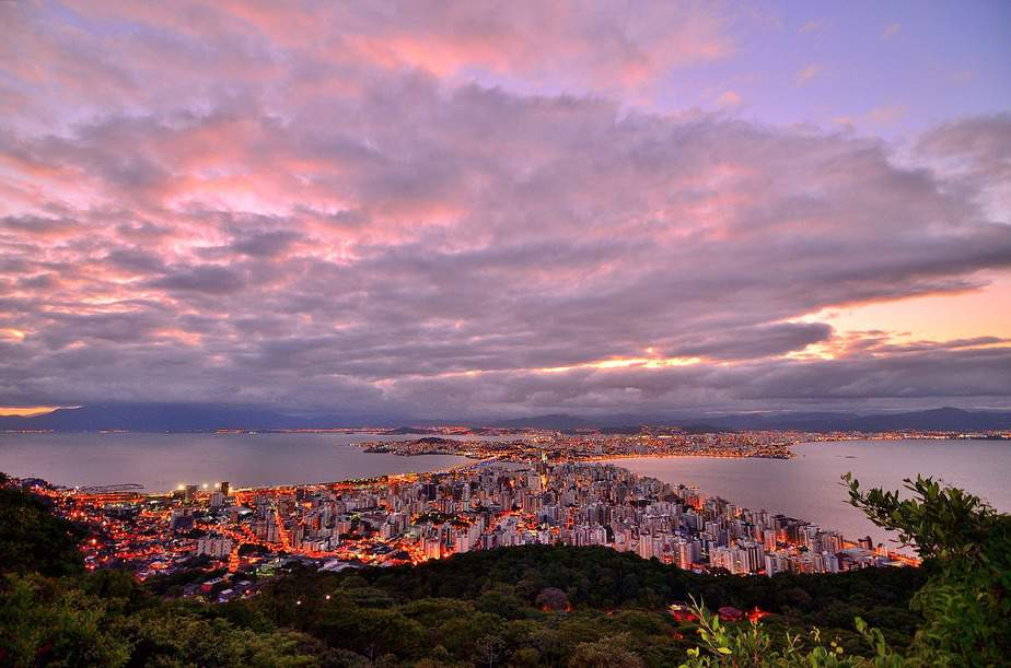 IND > Sao Paulo, Brazil: Flight & 8 nights: $1,534 – Aug-Oct (Including Fourth of July)