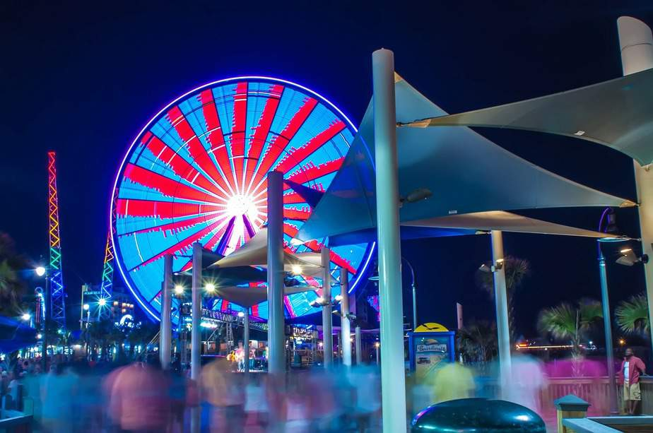 IND > Myrtle Beach, South Carolina: $137 round-trip- May-Jul (Including Summer Break)