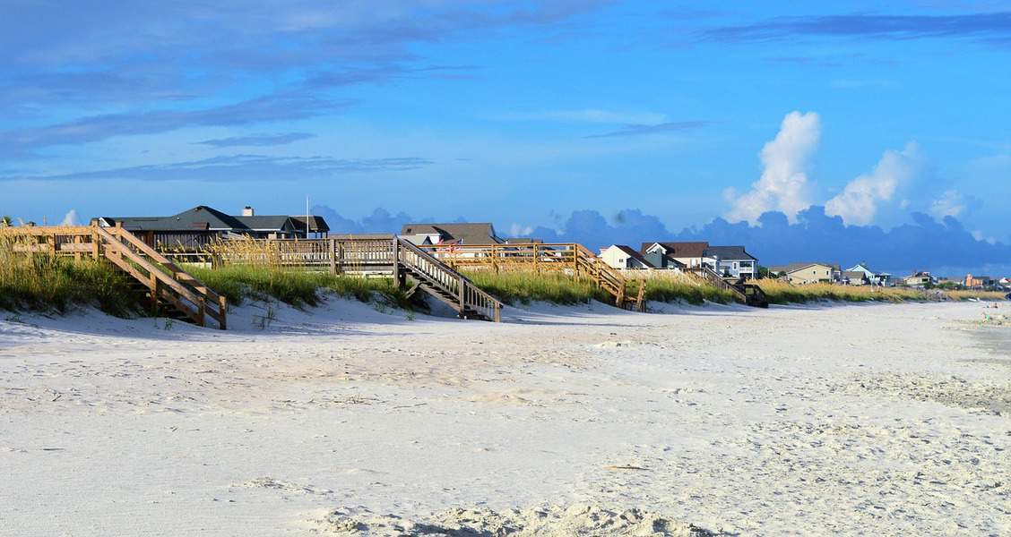 LAX > Myrtle Beach, South Carolina: From $83 round-trip – Jul-Sep (Including Summer Break)