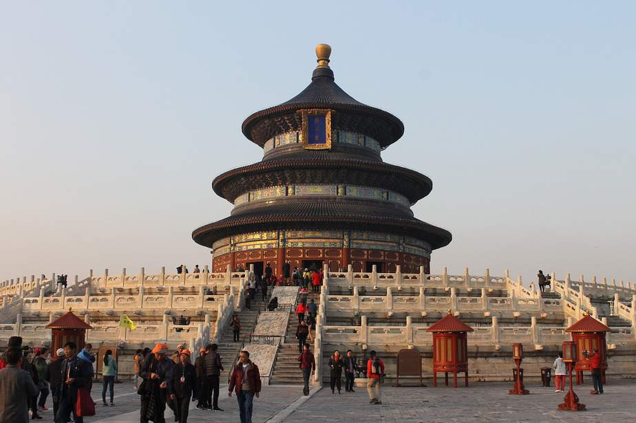 $739 IND > Beijing, China: $550 round-trip – Feb-Apr (Including Spring Break)