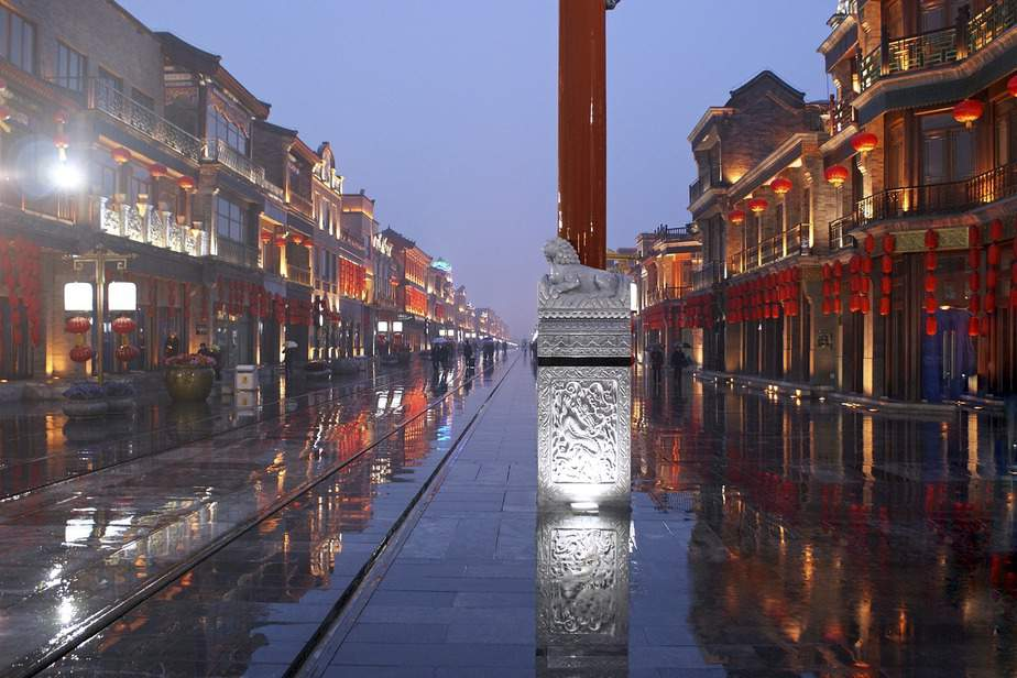 DEN > Beijing, China: Flight & 14 nights: $636- Feb-Apr (Including Spring Break)