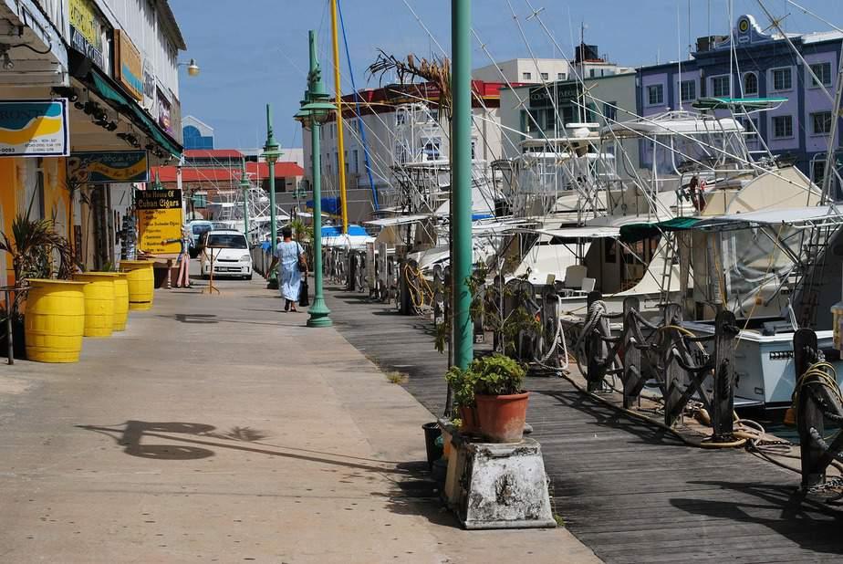 EWR > Bridgetown, Barbados: $321 round-trip- May-Jul (Including Summer Break)
