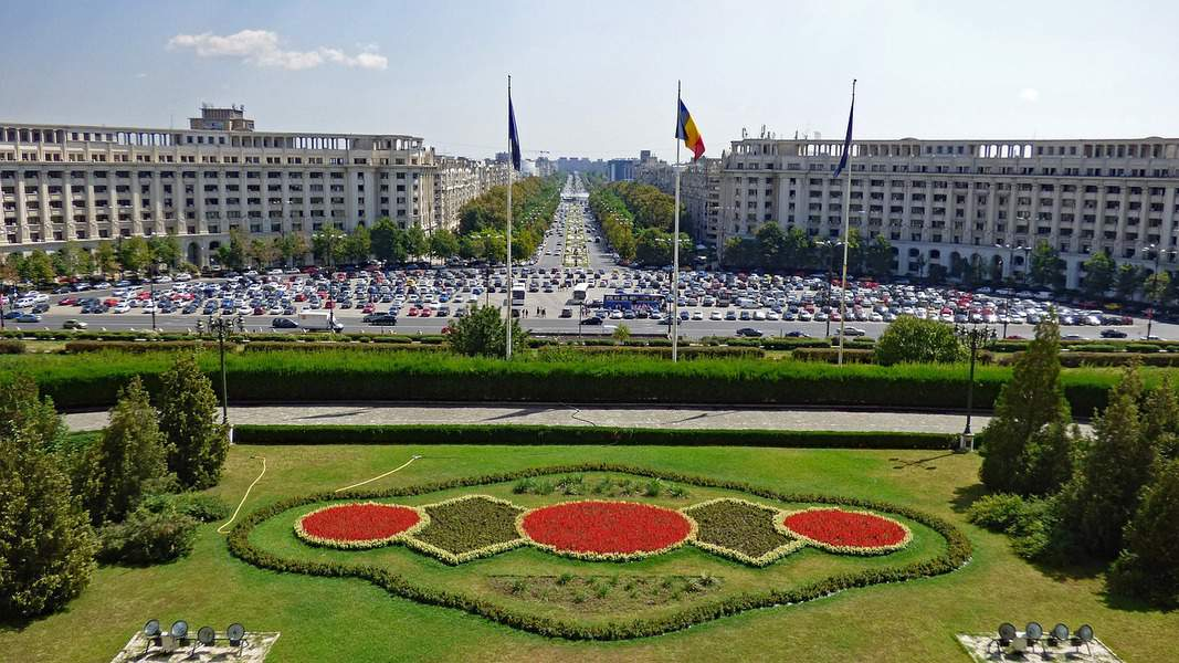 DEN > Bucharest, Romania: Flight & 15 nights: $997- Jan-Mar (Including President's Day Weekend)