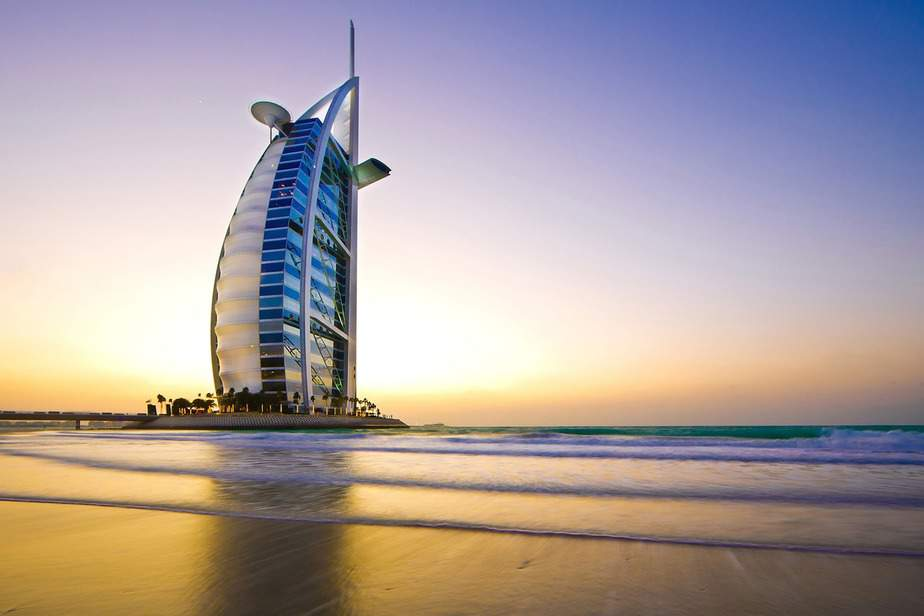 IND > Dubai, United Arab Emirates: $923 round-trip – Mar-May