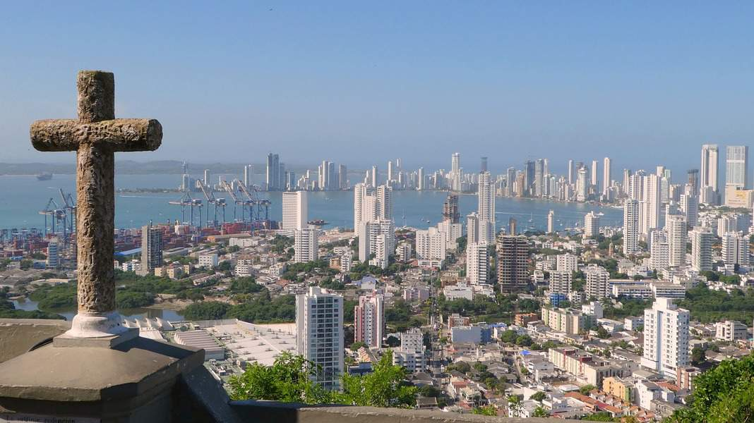 LAX > Cartagena, Colombia: Biz from $859 Econ from $216. – Mar-May