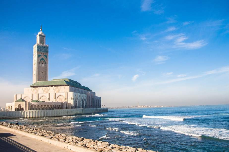 IND > Casablanca, Morocco: $827 round-trip – Feb-Apr (Including Spring Break)