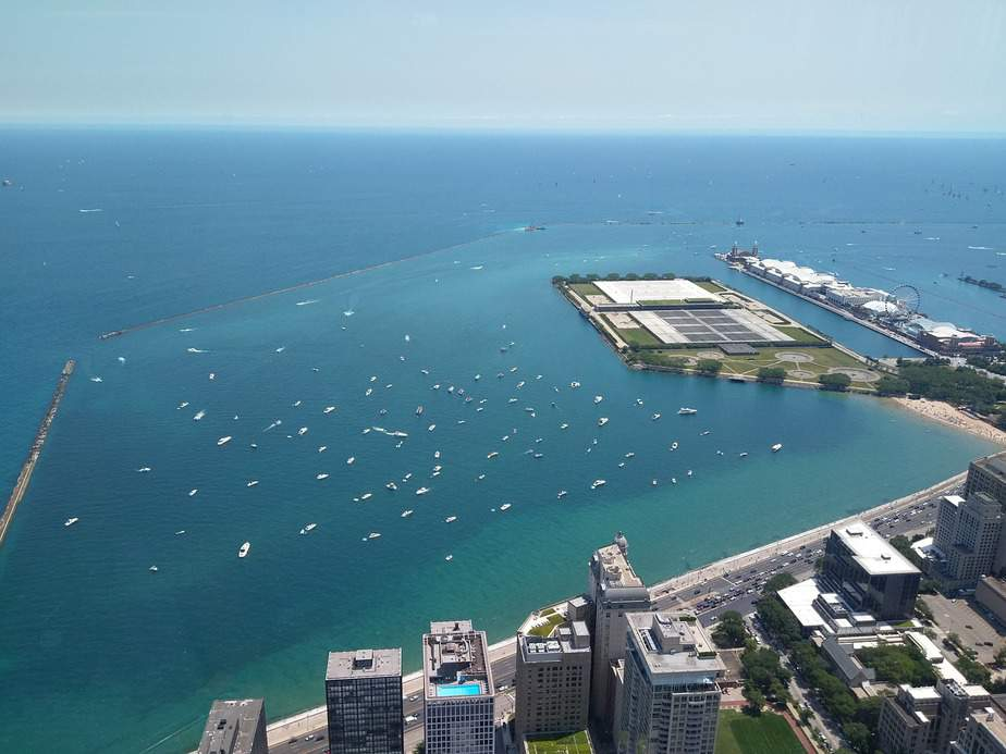 LAX > Chicago, Illinois: From $84 round-trip  – Jul-Sep