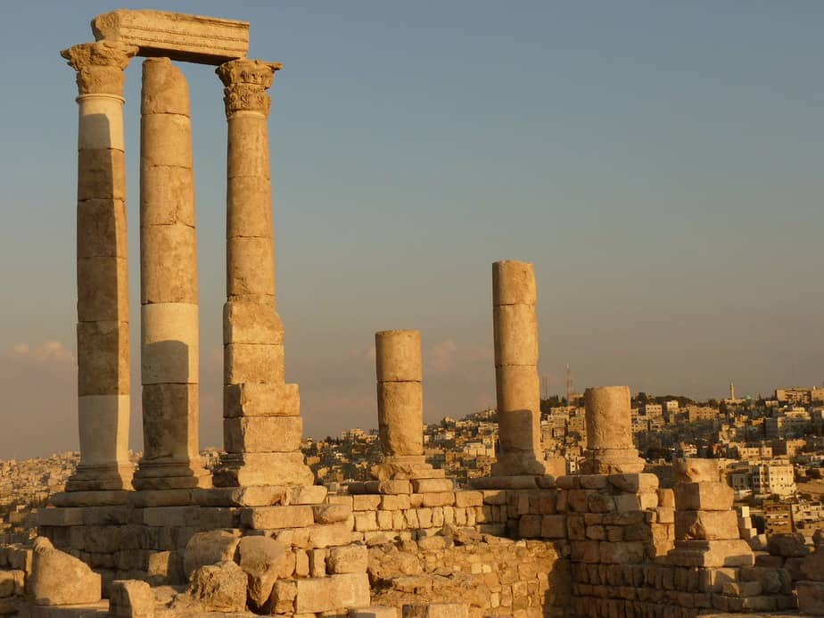 PHX > Amman, Jordan: $663 round-trip – Dec-Feb