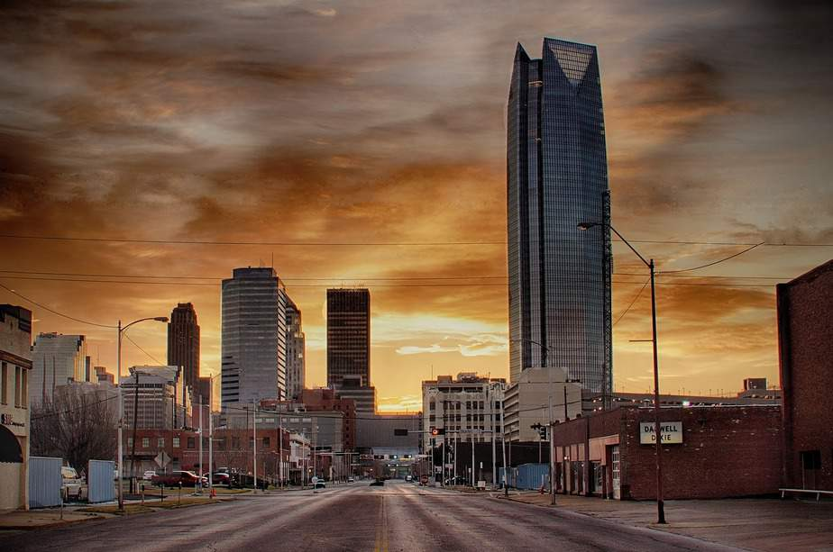 SNA > Oklahoma City, Oklahoma: Econ from $111. – Jan-Mar