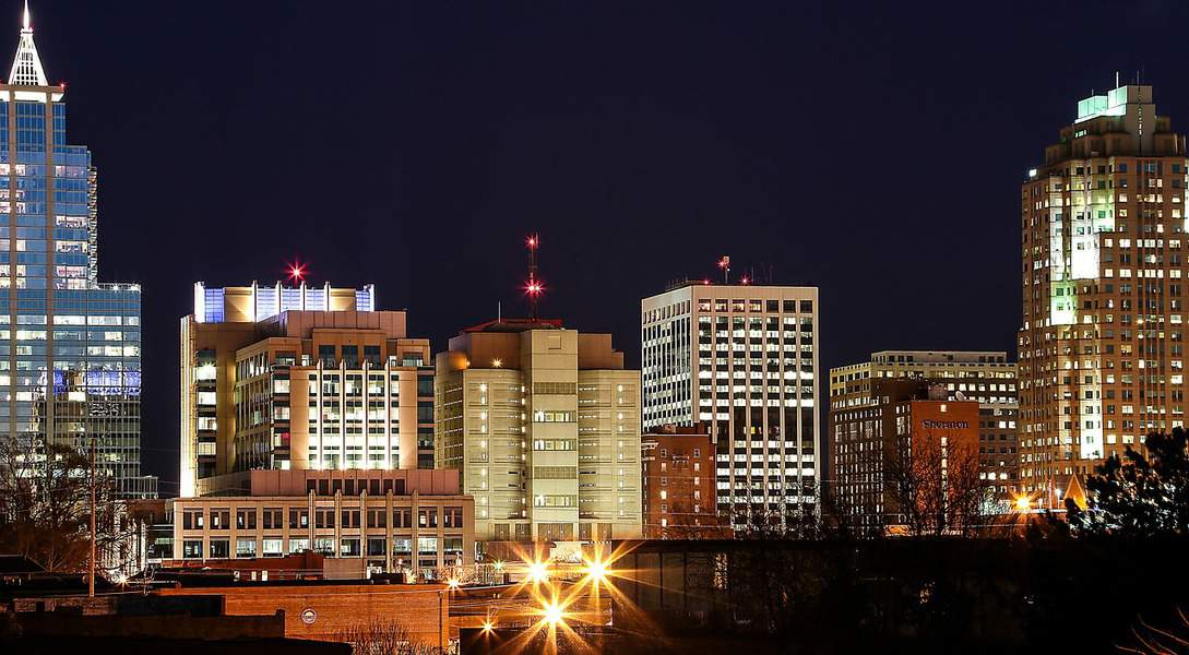 DEN > Raleigh, North Carolina: Biz from $515 Econ from $91. – Dec-Feb