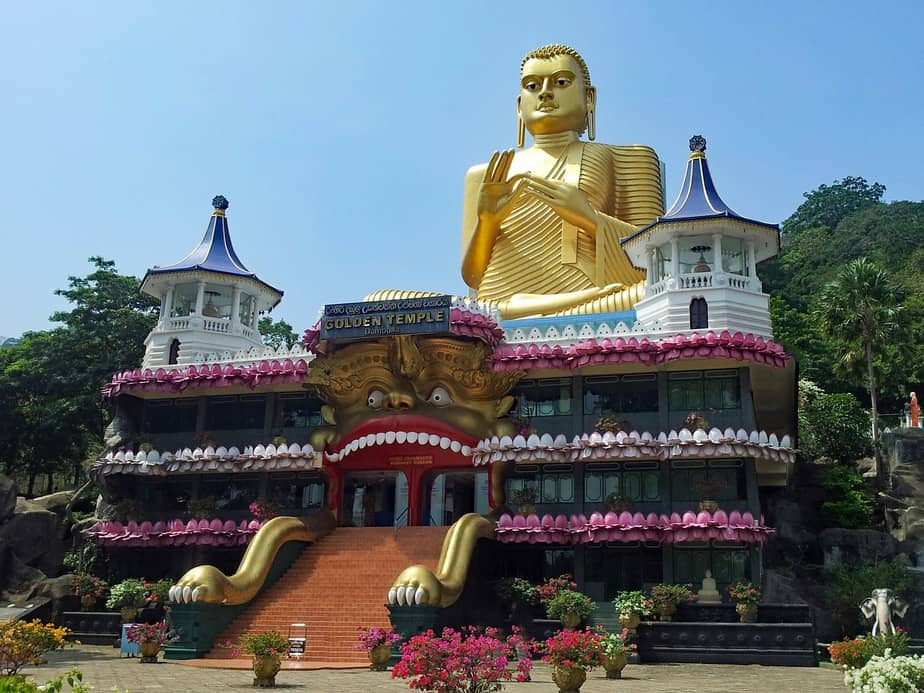 JFK > Colombo, Sri Lanka: $536 round-trip  – Mar-May