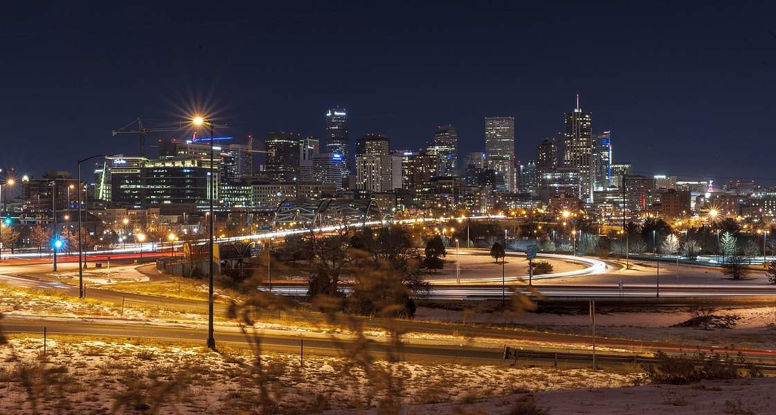 EWR > Denver, Colorado: $133 round-trip- Oct-Dec