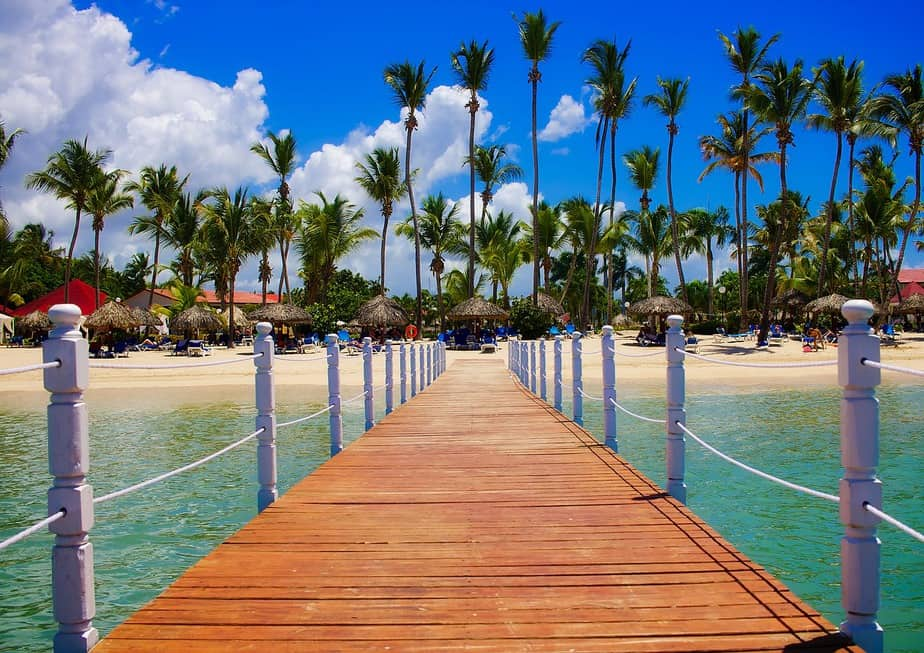 LAX > Punta Cana, Dominican Republic: Econ from $301. – Jan-Mar