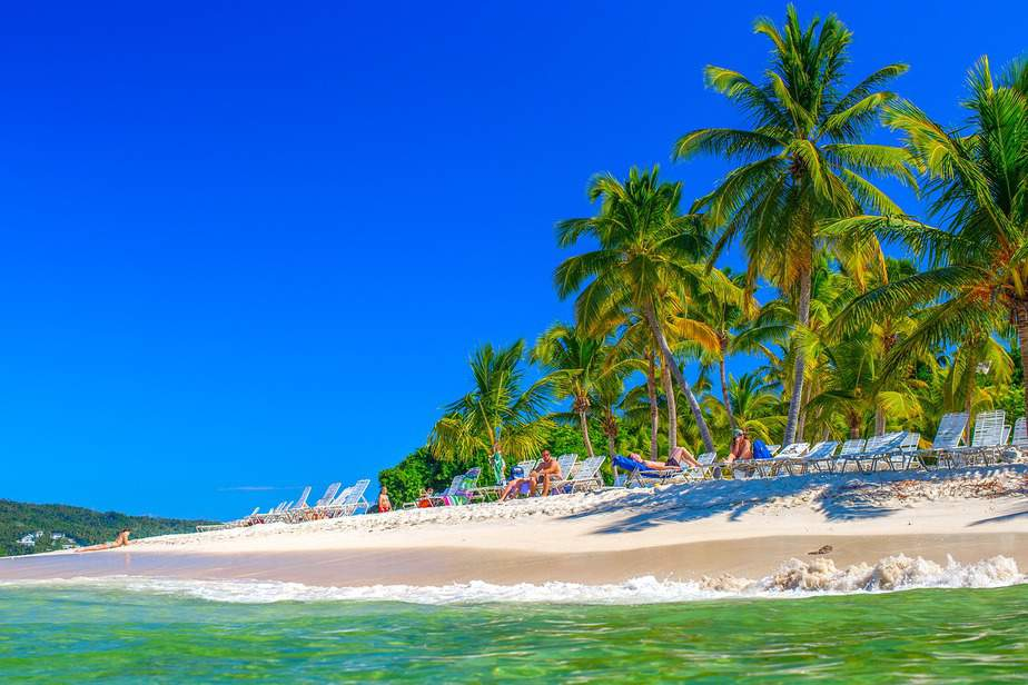 LAX > Punta Cana, Dominican Republic: Biz from $770 Econ from $250. – Feb-Apr (Including Spring Break)