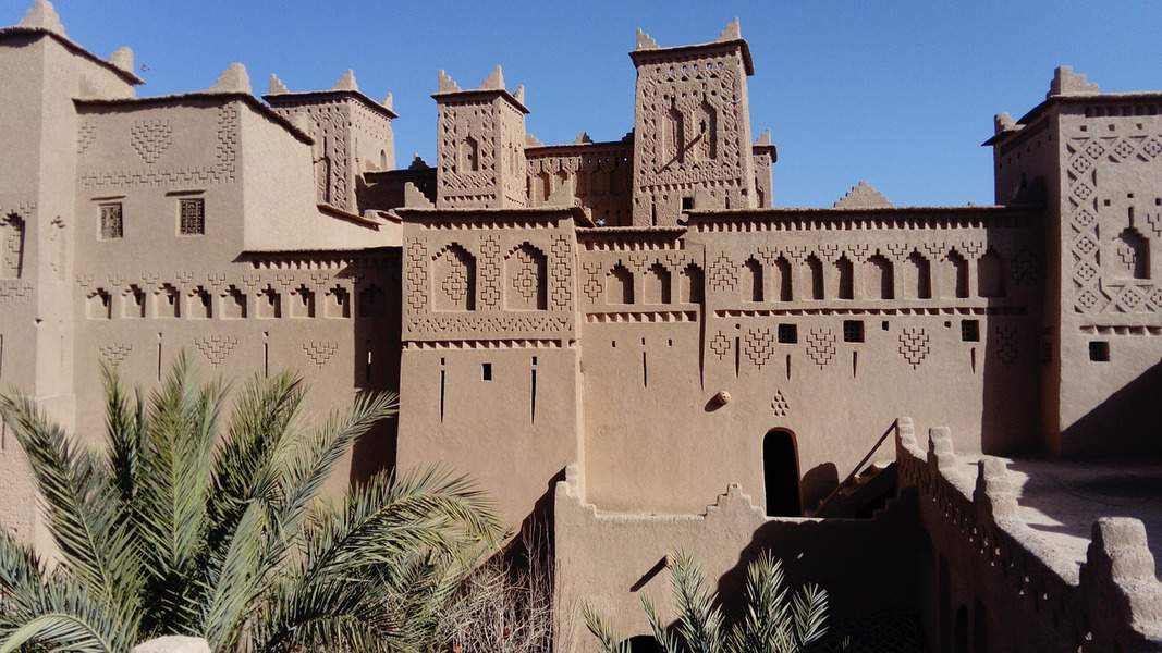 MSP > Marrakesh, Morocco: From $627 round-trip – Nov-Jan