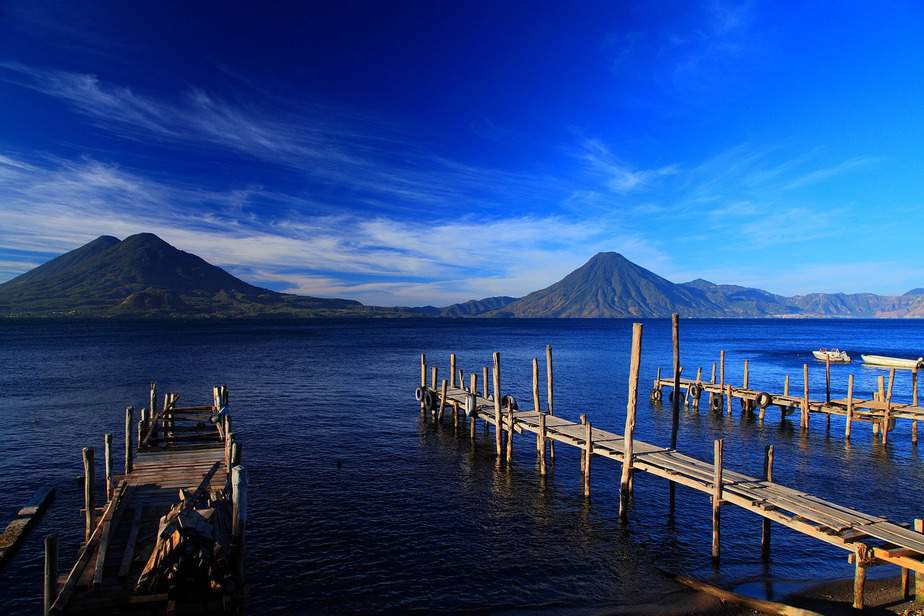 LAX > Guatemala City, Guatemala: Biz from $673 Econ from $212. – Dec-Feb