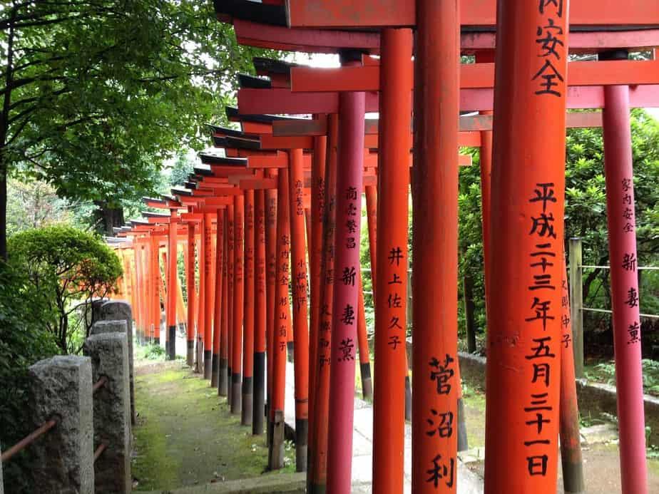 PHX > Tokyo, Japan: $569 round-trip – Sep-Nov (Including Fall Break)