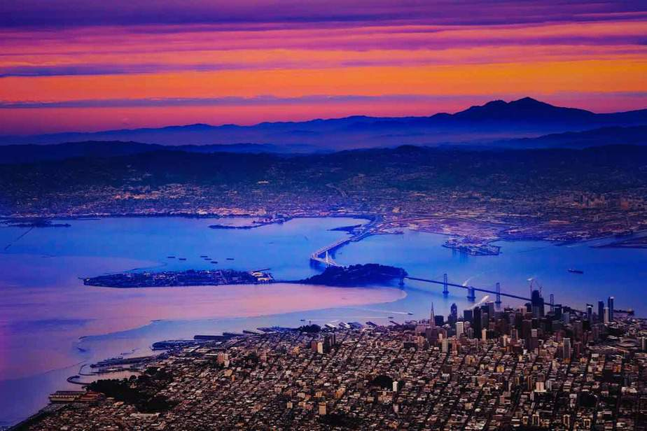 IND > San Francisco, California: From $97 round-trip – Apr-Jun