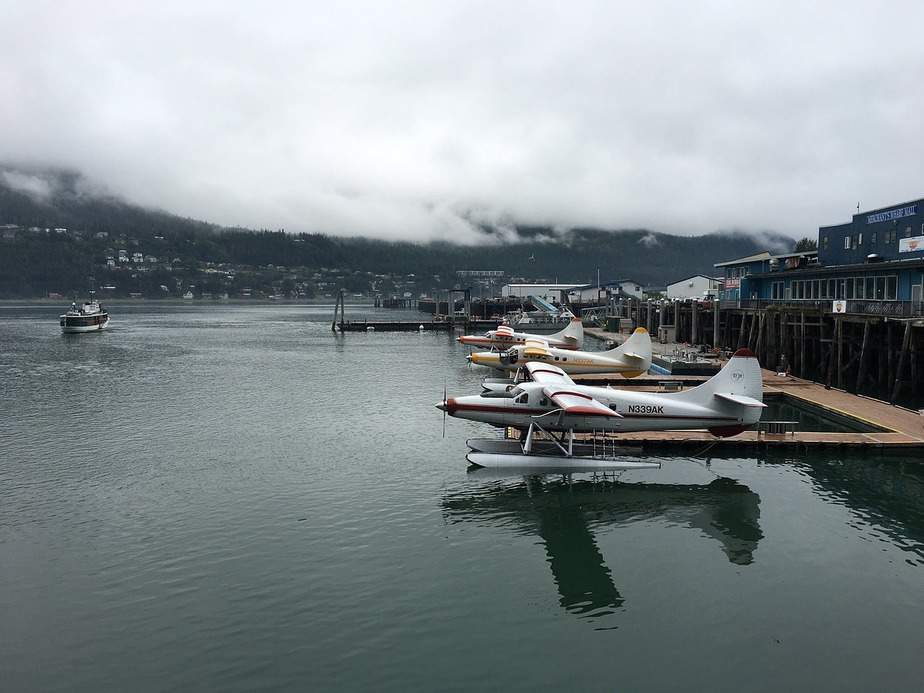 SEA > Juneau, Alaska: From $193 round-trip  – Jun-Aug (Including Fourth of July)