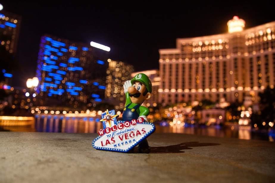 SEA > Las Vegas, Nevada: $29 round-trip – Jan-Mar