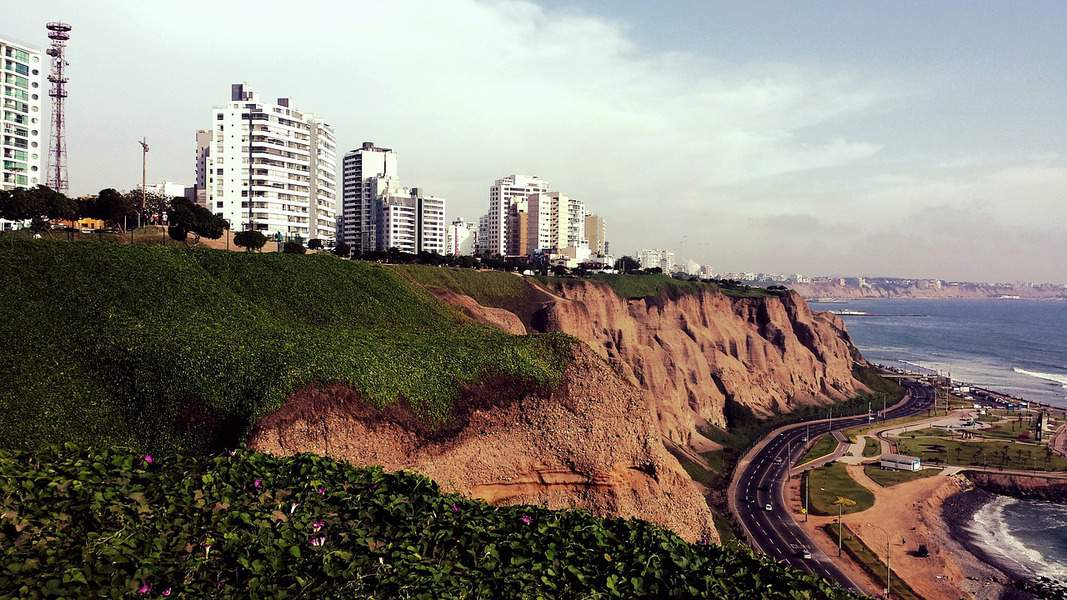 LAX > Lima, Peru: Biz from $847 Econ from $209. – Apr-Jun