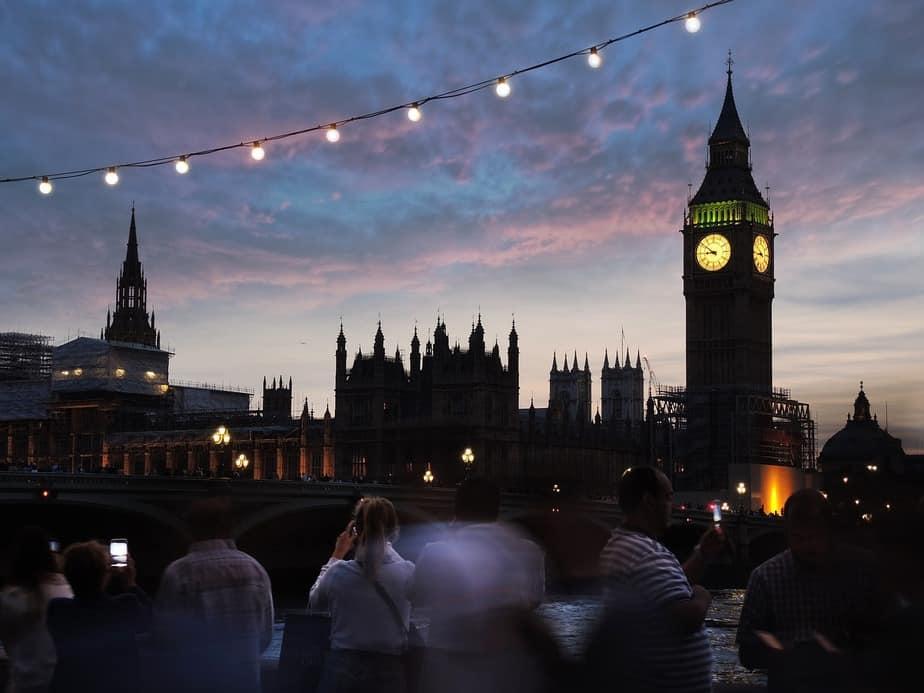 DEN > London, United Kingdom: $367 round-trip- Feb-Apr (Including Spring Break)