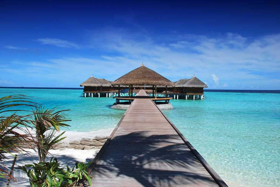 MSP > Male, Maldives: $589 round-trip- Oct-Dec