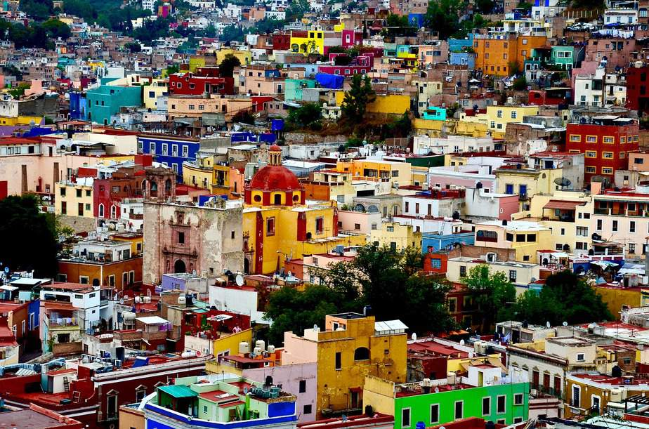 DEN > Guadalajara, Mexico: From $230 round-trip – Nov-Jan