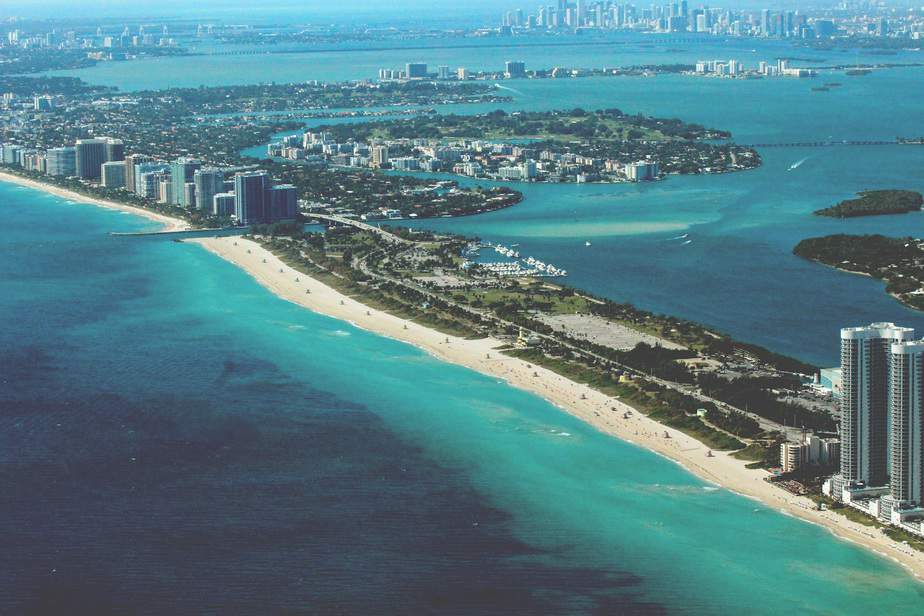 LAX > Miami, Florida: Econ from $105. – Apr-Jun (Including Summer Break)