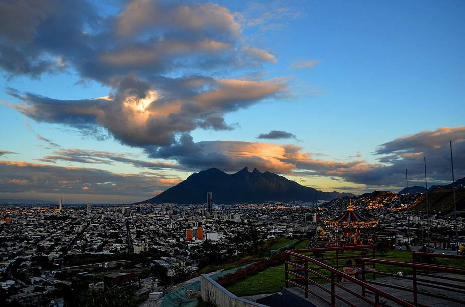 MSP > Monterrey, Mexico: $318 round-trip- Oct-Dec
