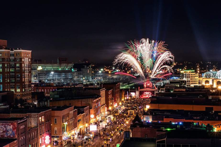 IND > Nashville, Tennessee: From $128 round-trip – Jun-Aug (Including Summer Break)