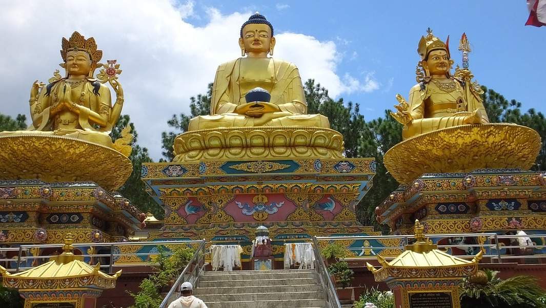 LAX > Kathmandu, Nepal: $478 round-trip – Mar-May