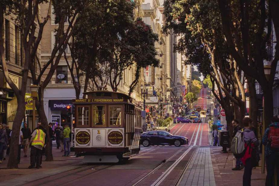 IND > San Francisco, California: Econ from $88. – Jan-Mar
