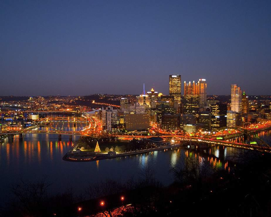 IND > Pittsburgh, Pennsylvania: Biz from $314 Econ from $102. – Dec-Feb (Including MLK Weekend)