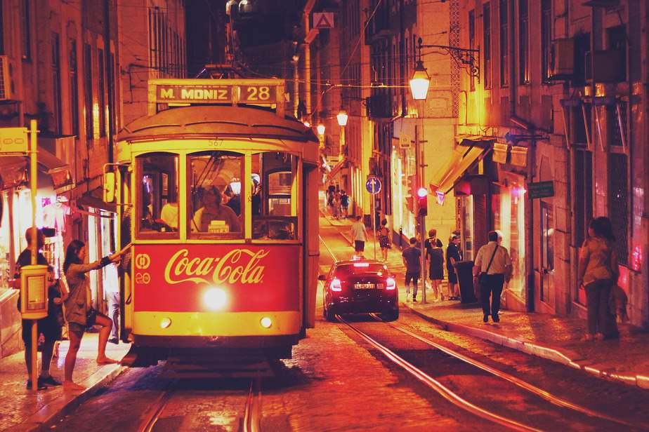 LAX > Lisbon, Portugal: Econ from $447. – Aug-Oct