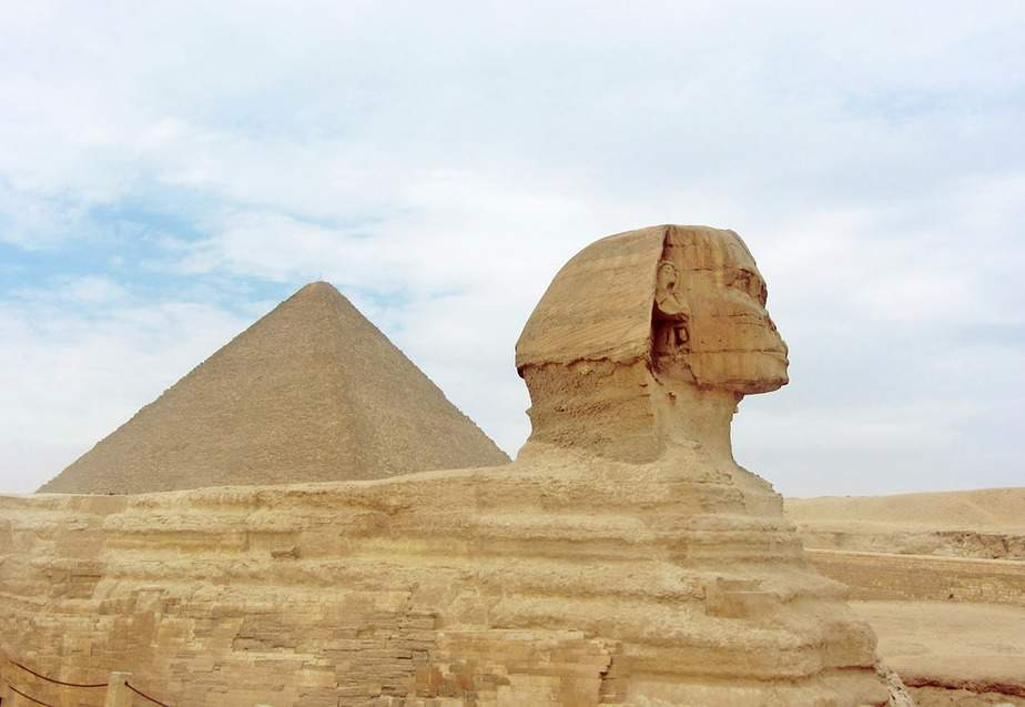 JFK > Cairo, Egypt: $614 round-trip- Oct-Dec (Including Thanksgiving)