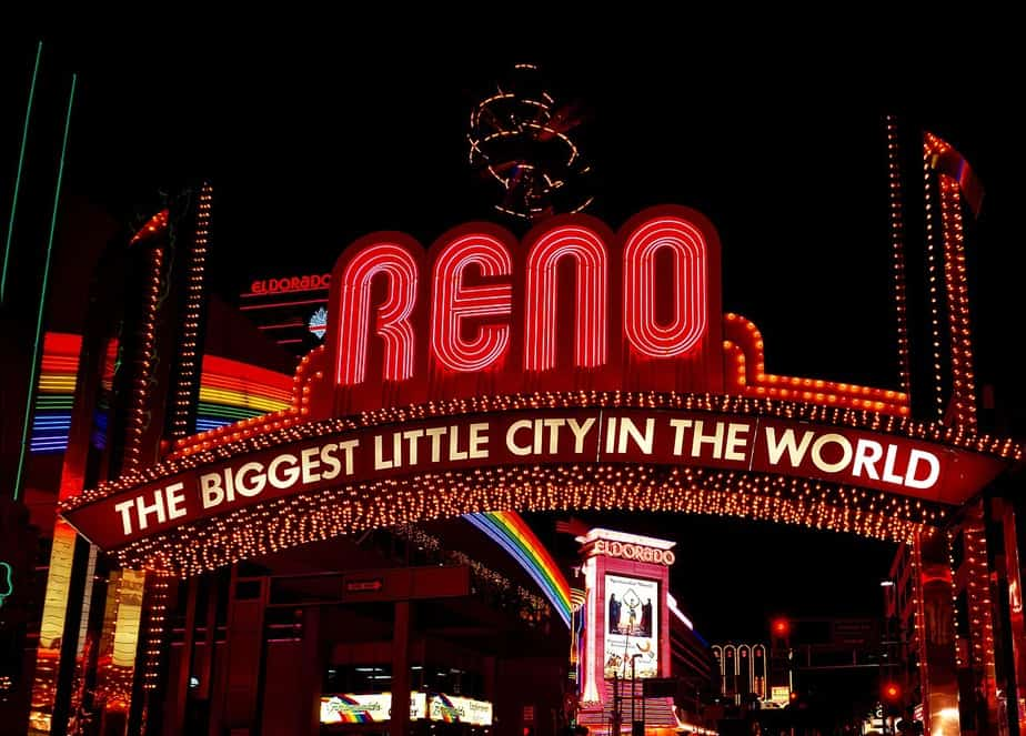 IND > Reno, Nevada: From $133 round-trip – Sep-Nov (Including Fall Break) *BB